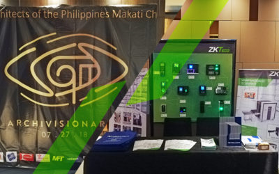 MySolutions Inc. participates in United Architects of the Philippines' Grand Induction and Turnover Ceremonies