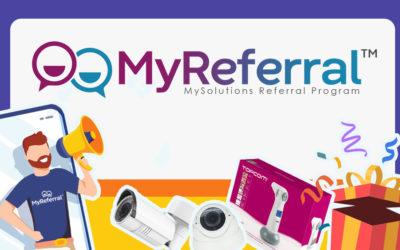 MyReferral Incentive Program: Refer A Friend and Get Rewarded