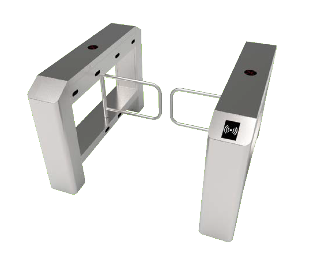 sbtl3000, swing barrier, zkteco