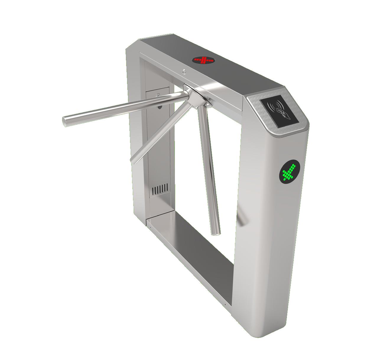 ts2100, zkteco, tripod turnstile
