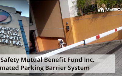 Public Safety Mutual Benefit Fund Automated Parking Barrier System
