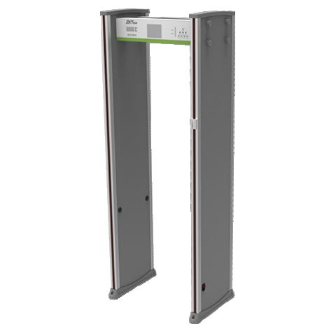 walkthrough metal detector
