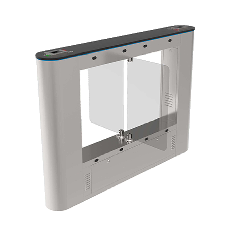 swing barrier, entrance control, turnstile system
