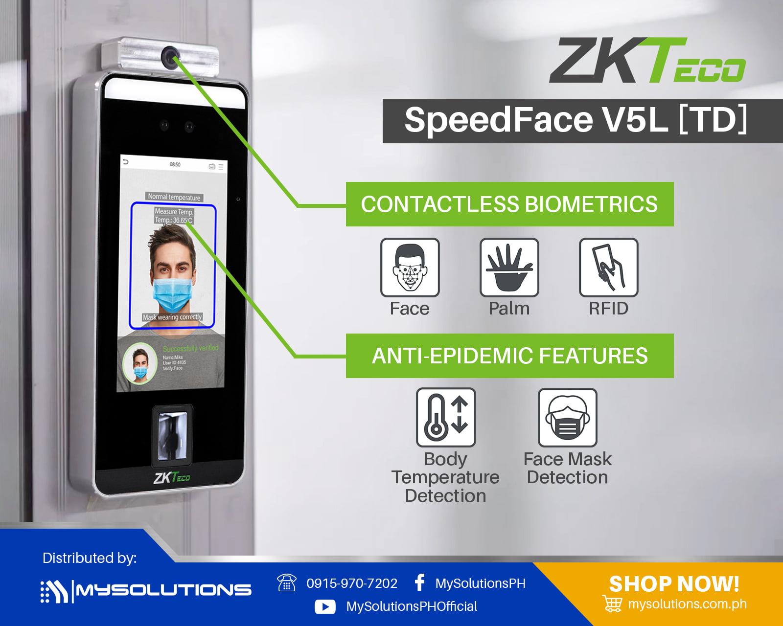speedface-v5l