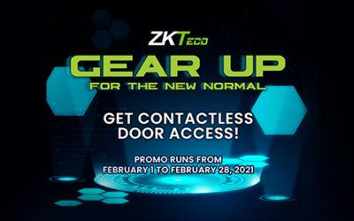 Promo! ZKTeco Door Access Packages