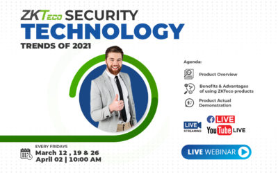 Know the Latest Security Trends of 2021 from MySolutions' Webinar — MyWebinar
