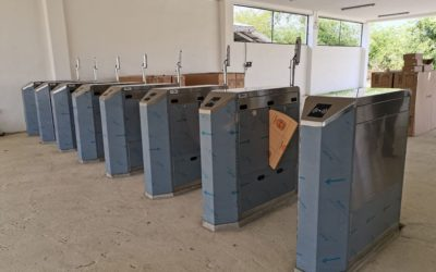 Universal Leaf Philippines: Newly-constructed Tobacco Factory in Isabela installed ZKTEco Entrance Control System