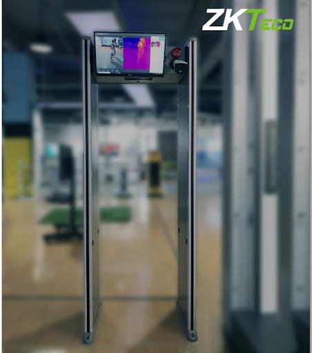 zkd2180s-ti, walkthrough metal detector, zkteco