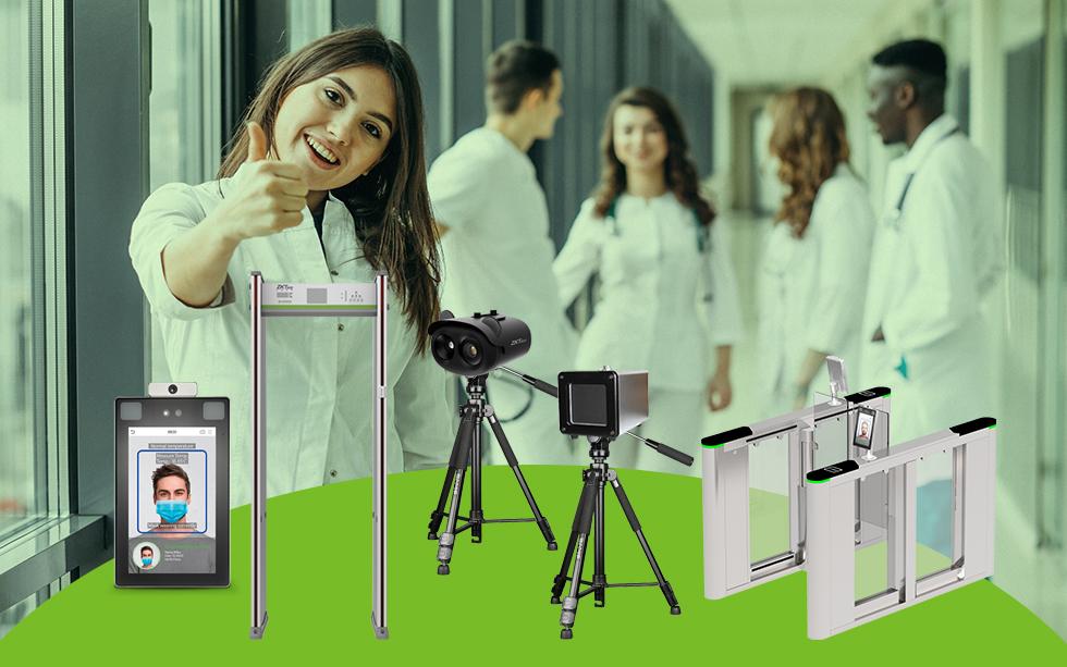 Advanced Biometric Hospital Solution