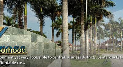 Sta. Rosa Estates: A Lovely Neighborhood in Laguna installed ZKTeco Automatic Parking Barrier | 2020